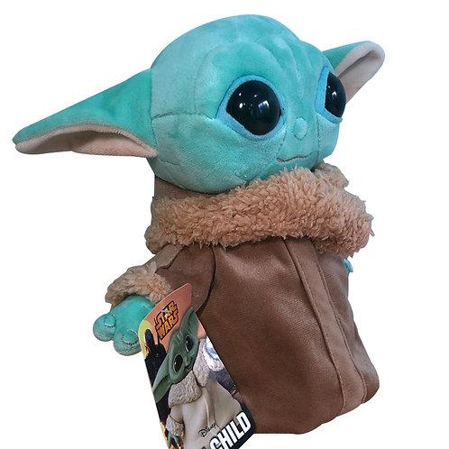 Peluche Baby Yoda Mandalorian La Guerra De Las Galaxias