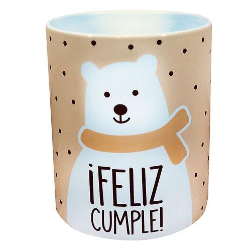 Mugs Feliz Cumpleaños