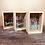 Thumbnail: Alcancia Pequeña En Madera Con Vidrio Y Diseño En Vinilo