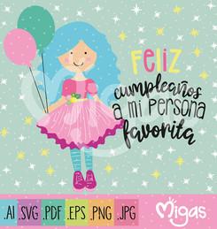 cute_tarjeta_girl_cumple_clipart_migas_tienda.jpg