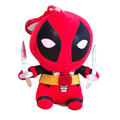 Peluche Deadpool The New Mutants Merc With A Mouth Rojo
