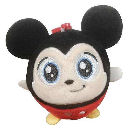 Peluche Mickey Mouse Squichy Redondo Y Suave
