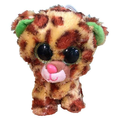 Peluche Tigre Ojón Para Bebé Muñeco Tiger Con Orejas Verdes