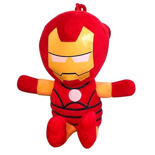 Peluche Ironman Avengers Los Vengadores De Traje Rojo Marvel