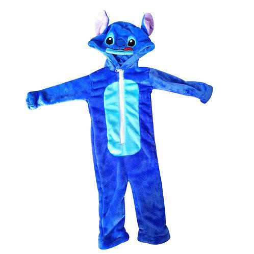 Pijama Stitch Azul