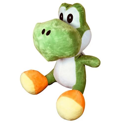 Muñeco Peluche De Super Mario Bros Yoshi