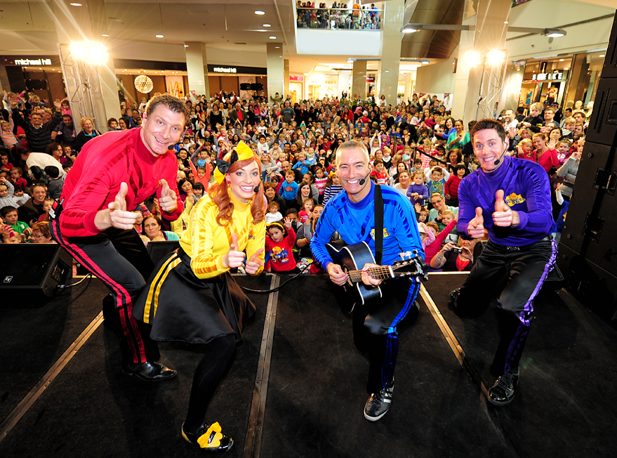 The Wiggles by Craig Peihopa