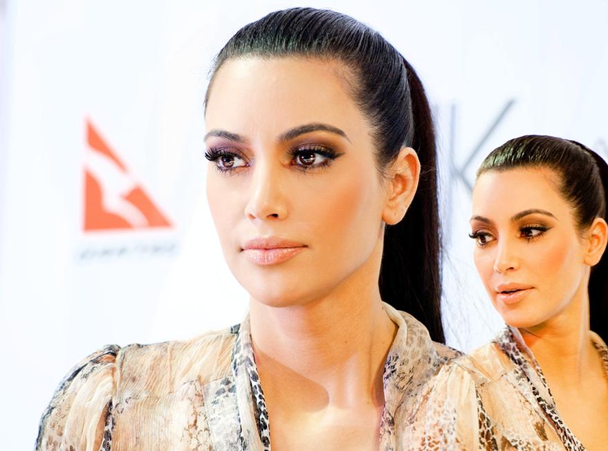 Kim Kardashian by Craig Peihopa