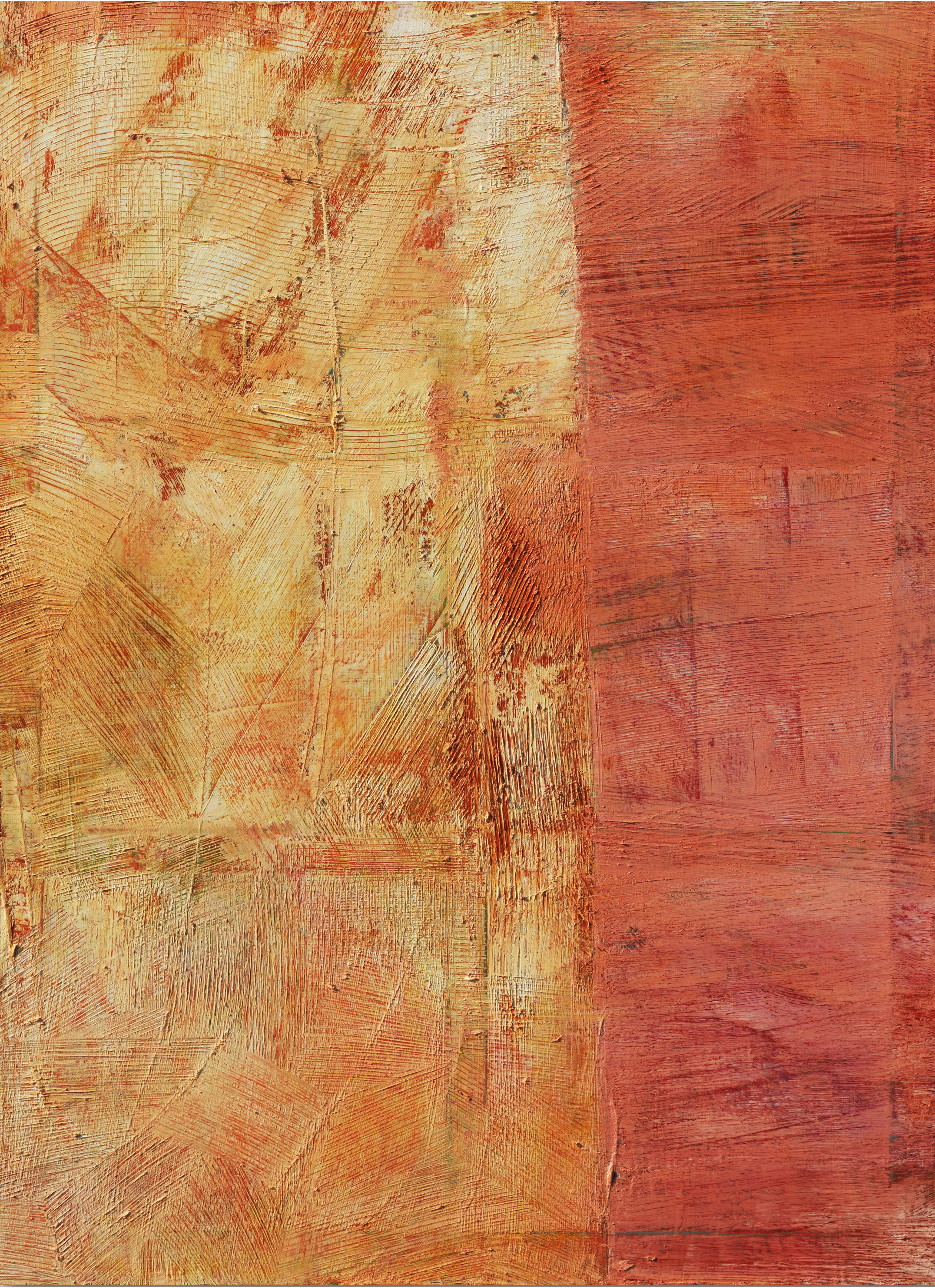 Palimpsest (Orange)