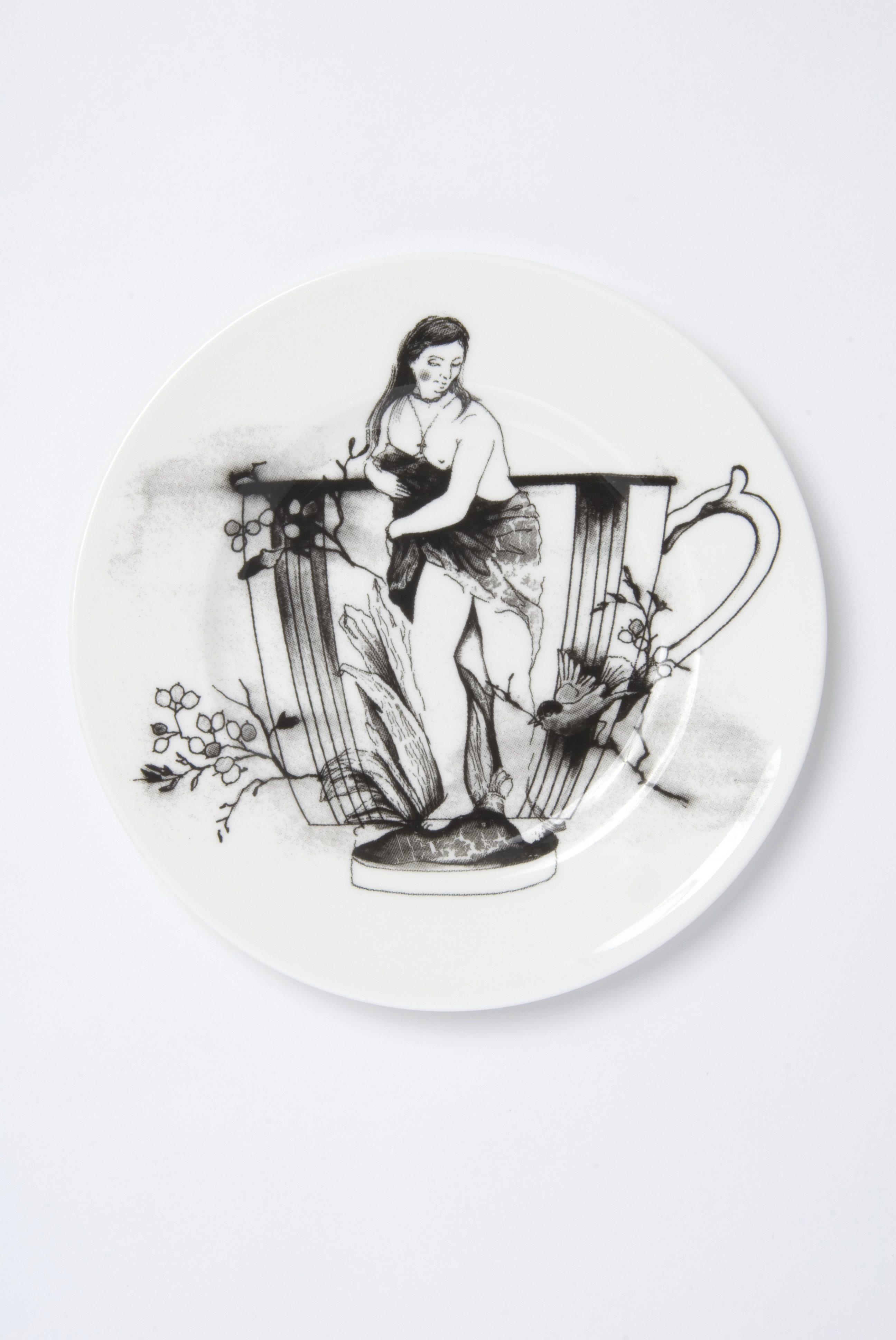 When Eve ate apples much depends on dinner(with Queen Eve's Ware)