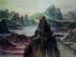 모나리자가 있던 풍경