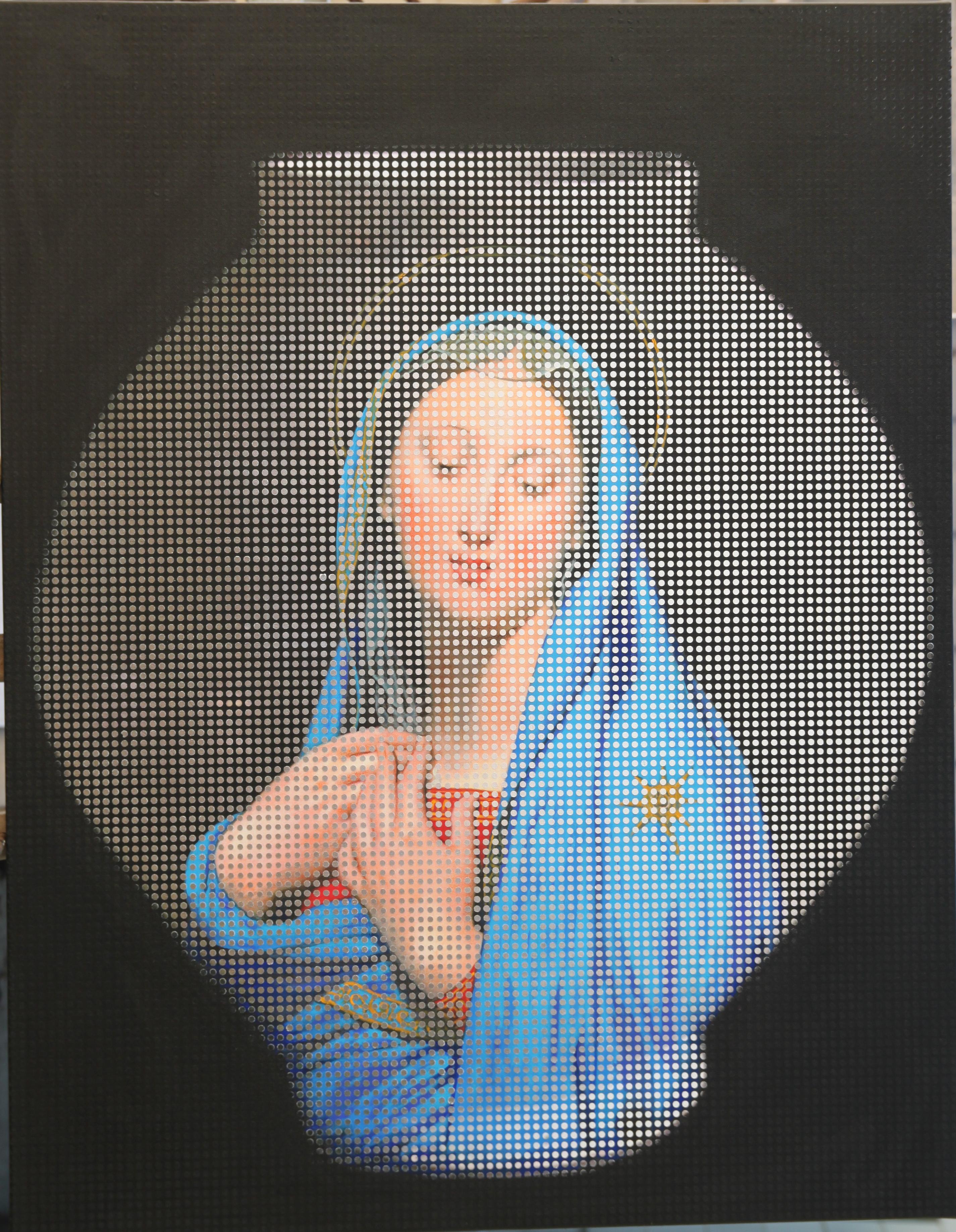 마리아와 달항아리
