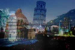 Different Sites - Pisa