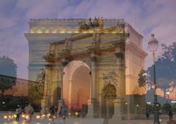Different Sites - Triumphal Arch
