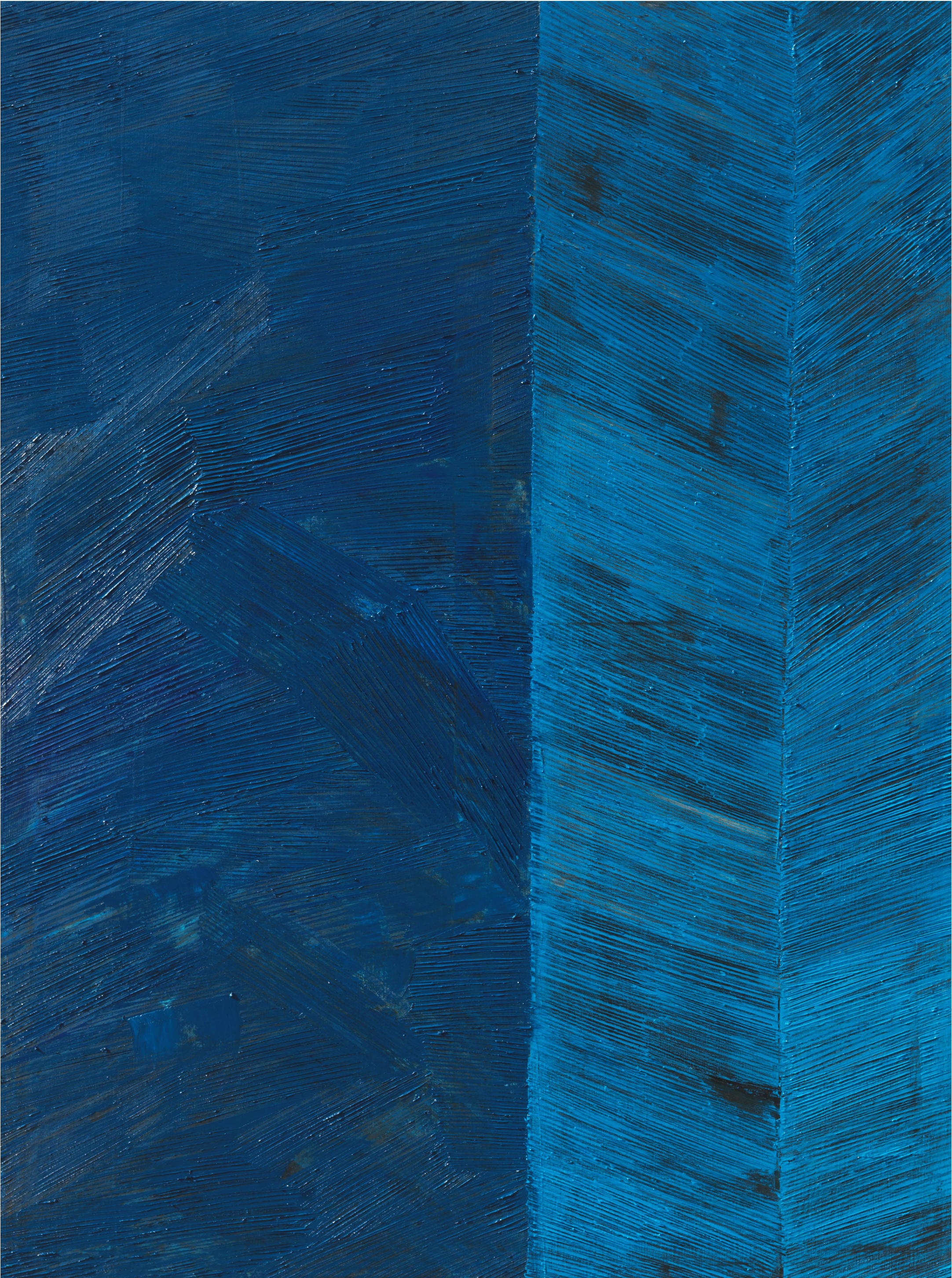 Palimpsest (Blue II)