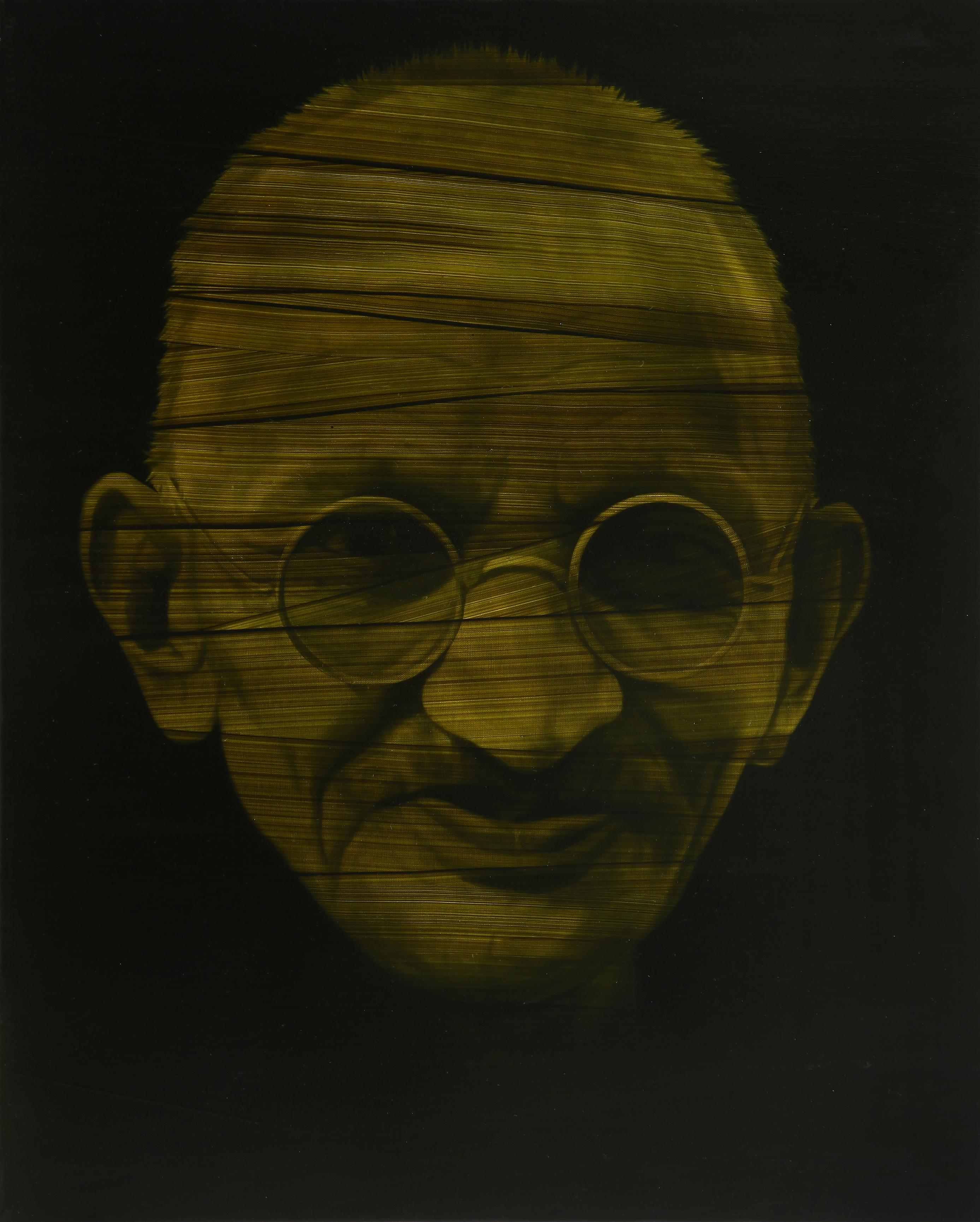 刹那無常 - Mahatma Gandhi 2