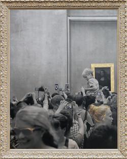 Flâneur in Museum_Louvre 1