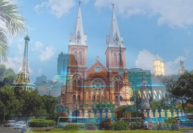 Different Sites - Notre Dame