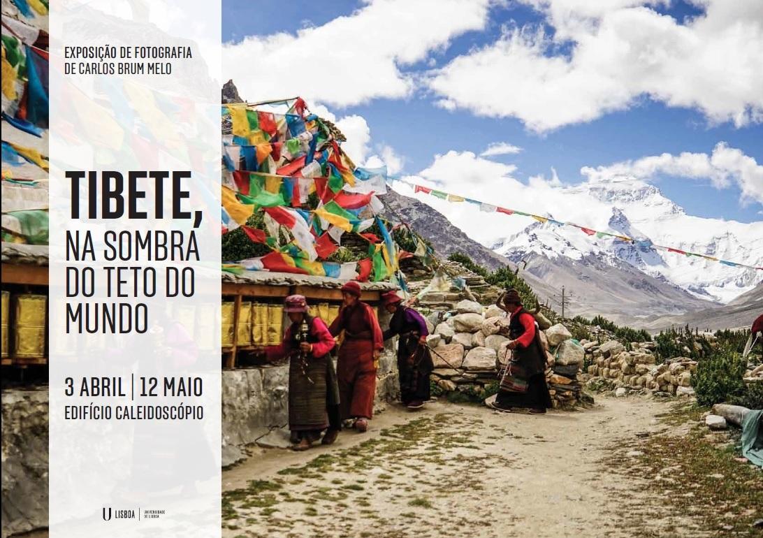 Tibete, na sombra do teto do mundo