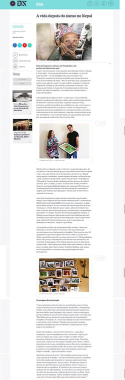 Diário de Notícias, 01-03-2016