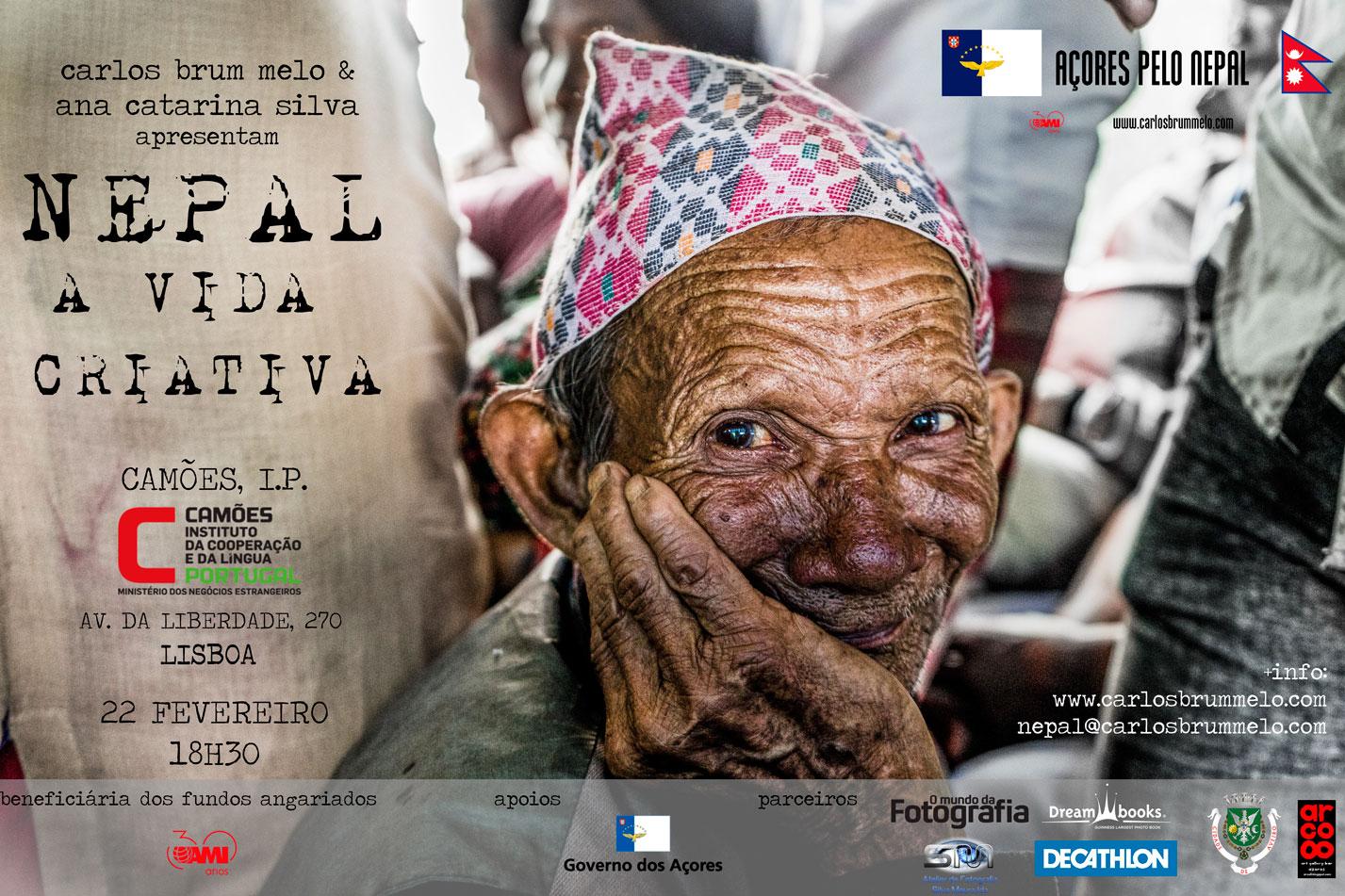 Nepal, a vida criativa (2016)
