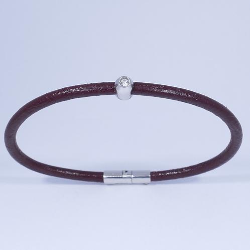 Bracelet LBM#4Burgundy