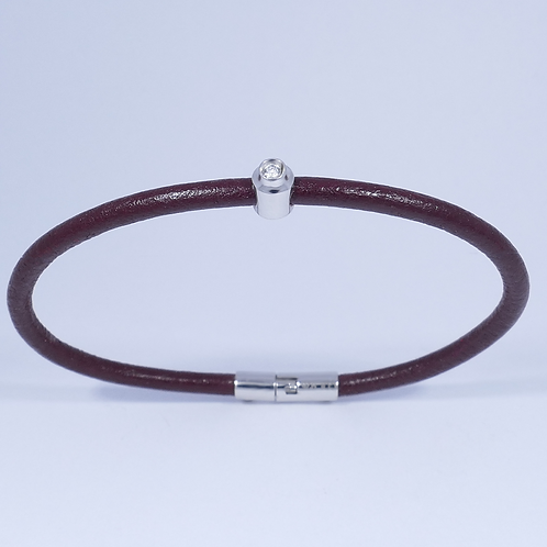 Bracelet LBM#3Burgundy