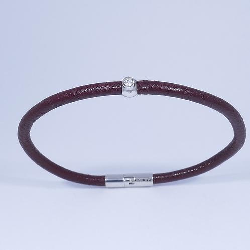 Bracelet LBM#2Burgundy
