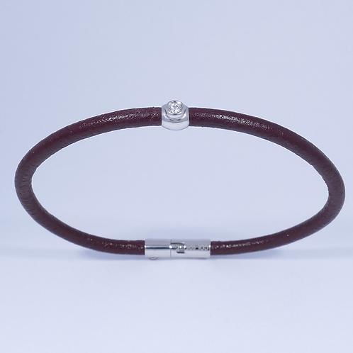 Bracelet LBM#6Burgundy