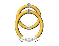 Colibrid Ring Setup