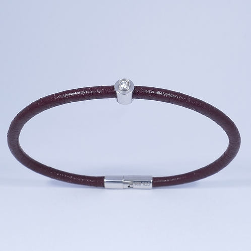 Bracelet LBM#1Burgundy