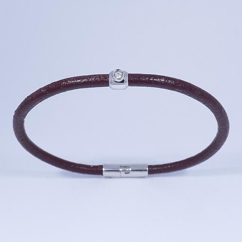 Bracelet LBM#5Burgundy