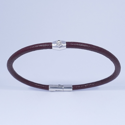 Bracelet LBM#9Burgundy