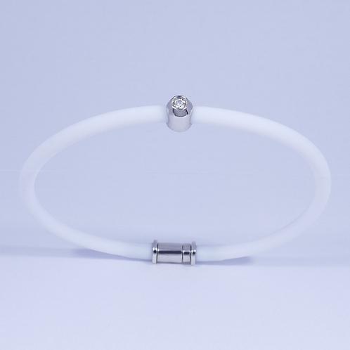 Bracelet STM#4White