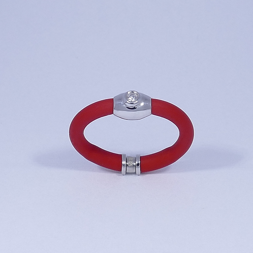 Ring RM#7Red