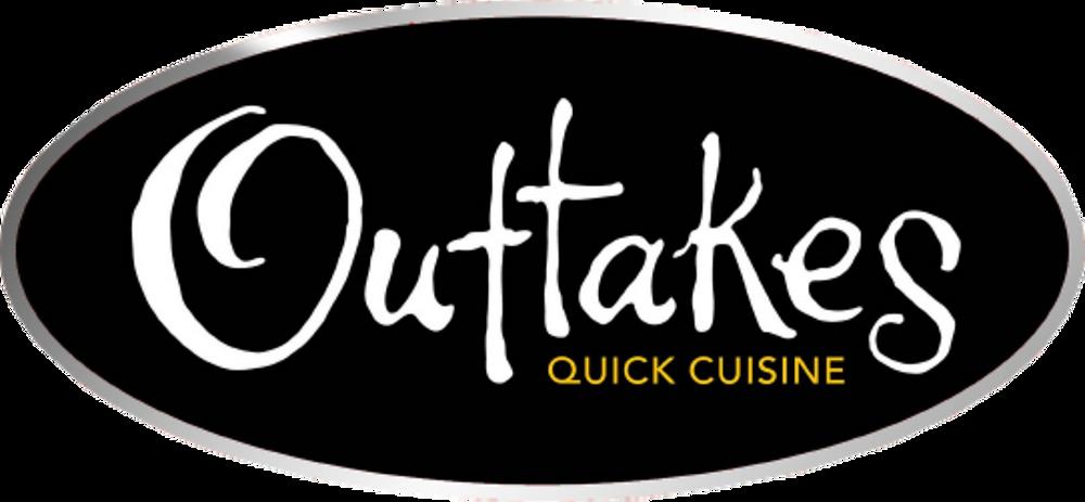Outtakes logo.