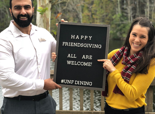 BONUS POST: Friendsgiving!