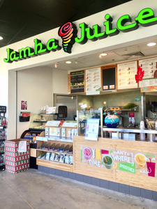 Front store of Jamba Juice at UNF.