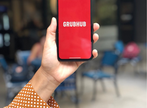 GrubHub... On Campus?!