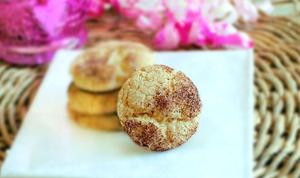 Snickerdoodle cookies.