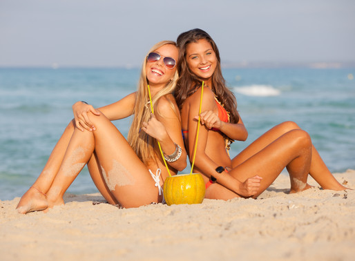 7 Tips for a Happy and Healthy Spring Break!