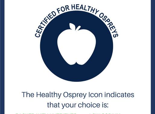 The Healthy Osprey Icon