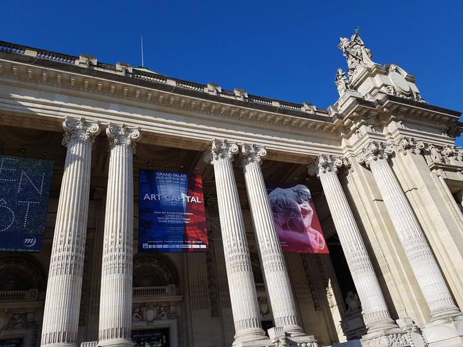 Jan-ken-Pon at Grand Palais, Paris.