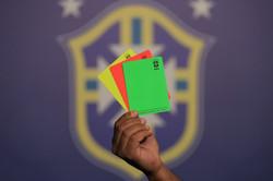 Cartão Verde CBF