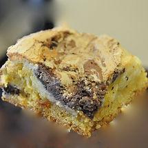 Chocolate Cream Cheese Bar