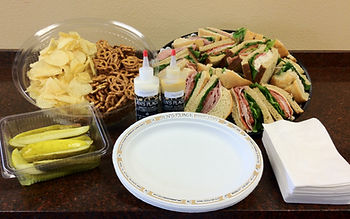 Catered Sandwich Tray