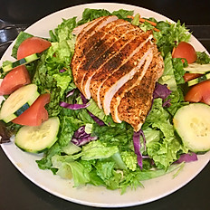 Garden Salad w/Chicken
