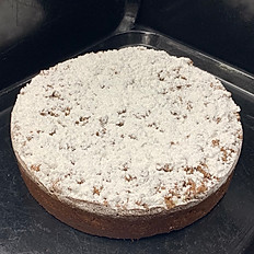 Whole Cinnamon Crumb Cake