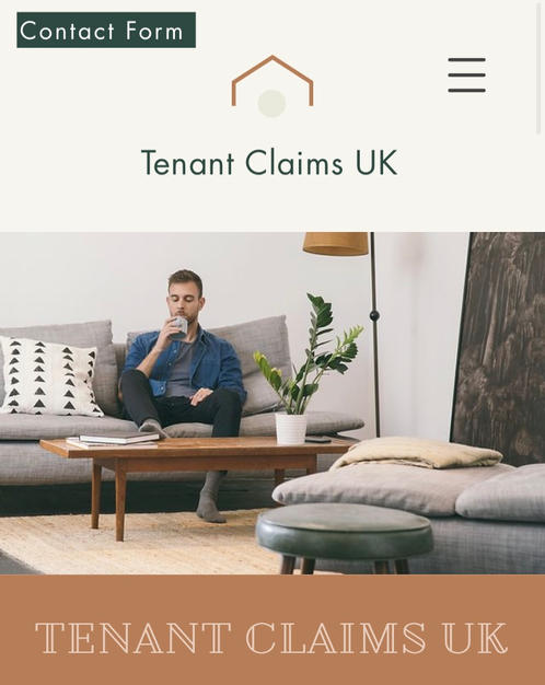 Tenant Claims UK