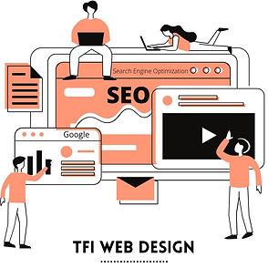 TFI Web Design - SEO Agency In Manchester